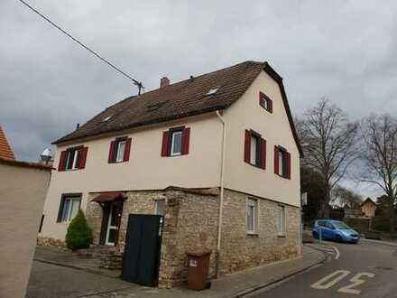 Ansprechende, vollständig renovierte 3,5-Zimmer-Maisonette-Wohnung in Klein-Winternheim