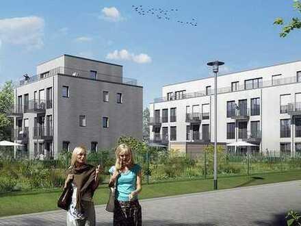 Kompakte 1-Zimmer-Wohnung im Dachgeschoß mit großer Terrasse