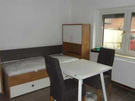 Helle schöne 1 Zimmerwohnung, komplett Möbeliert!!!
