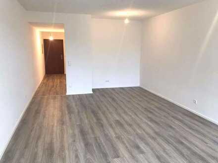 Erstbezug nach Sanierung mit Terrasse: attraktive 2-Zimmer-Wohnung in Unterkirnach