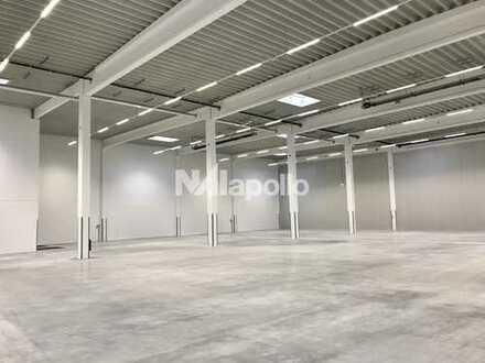 Direkt an der BAB 3 | Lager- und Produktionsfläche mit Rampen | ca. 2.900 m²