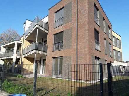 WOHNEN AM HERRENLADPARK: 3-Zimmer-Wohnung mit Aufzug im Brüggener-Zentrum