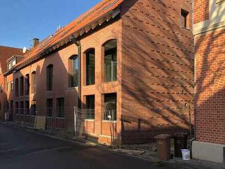 Erstbezug: stilvolle 2-Zimmer-DG-Wohnung mit Loggia in Münster