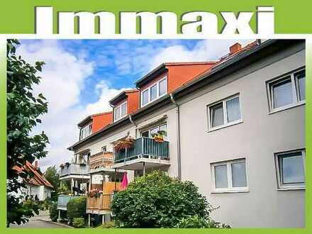 www.immaxi.de + 3 RAUM WOHNUNG KÖTZSCHLITZ + BALKON + STELLPLATZ