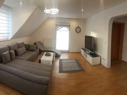 Neuwertige Duplex fünf Zimmer Wohnung in SchwarzwaldBaar-Kreis, Vöhrenbach