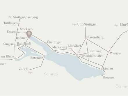 Baureifes Grundstück - für 1-3 Familienhaus mit Seesicht