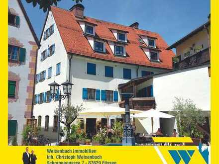 Schmuckstück im Herzen der Füssener Altstadt