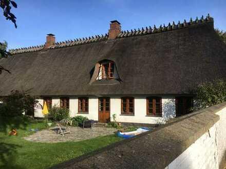 Wohnen unter dem Reetdach in Ringsberg