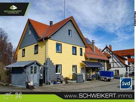 Renoviertes Zweifamilienhaus aus dem 17. Jahrhundert Wolterdingen