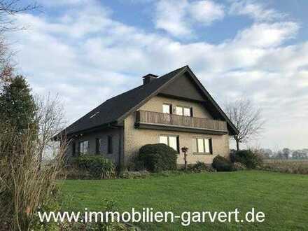 Vermietung - Gemütliches Einfamilienhaus mit Garten in ländlicher Lage von Borken-Weseke
