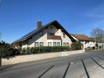 Freistehendes Ein-/Zweifamilienhaus in ruhiger Lage
