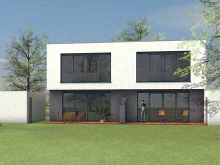 Neubau eines Zweifamilienhauses in Mülsen OT Thurm - WE 2