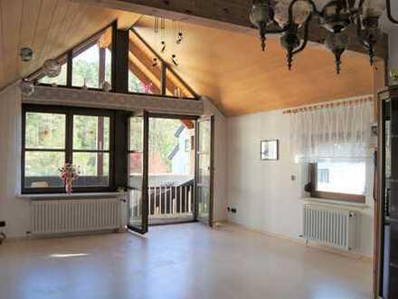 4-Zimmer-Galerie-Wohnung über 2 Etagen