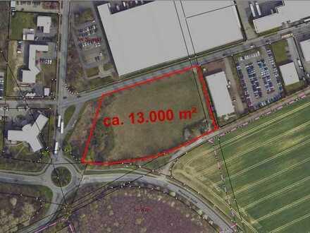 Bönen - 13.000 m² Industriegrundstück - TOP LAGE