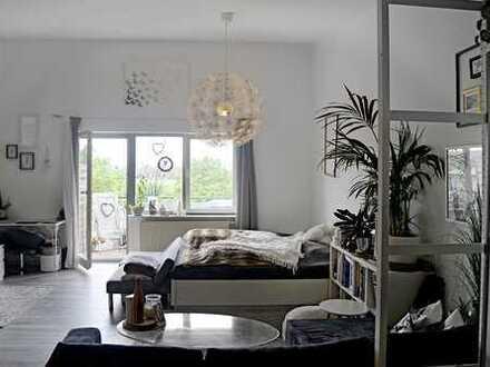 Schöne, geräumige 1 Zimmer Wohnung, 46,50 qm, Mössingen