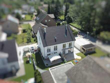 Provisionsfreie Doppelhaushälfte auf einem herrlichen Grundstück direkt in Kaufering.