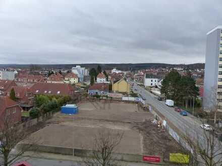 Frisch renovierte 3-Zimmer-Wohnung mit Süd-Balkon in Barsinghausen