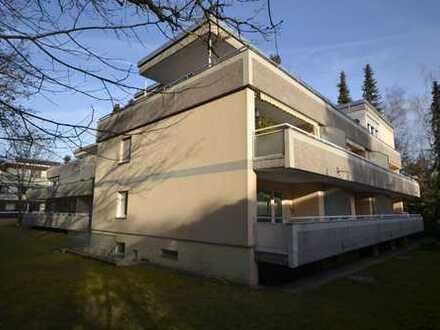 Harlaching - attraktive Wohnung mit großem Balkon