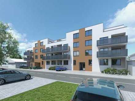 Moderne 2-Zimmer-Wohnung in Limburgerhof