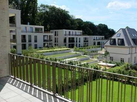 Atemberaubend schöne 4-Zimmer-Wohnung im 1. OG mit großer Loggia im Quartier Wilhelmshöhe!