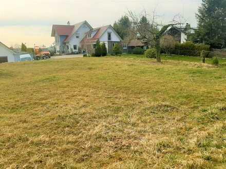 Rarität! HANG-Grundstück 87757 Kirchheim (Schwaben) 1.073 qm2 mit viel Platz für Ihre Wünsche