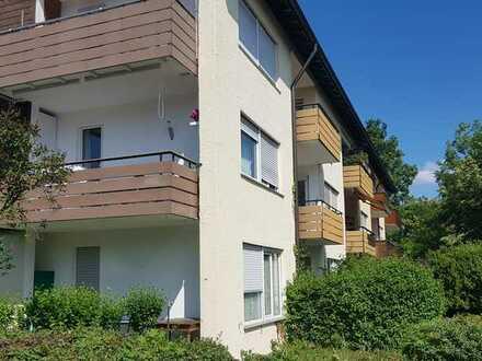 Schöne moderne 2-Zimmer-Wohnung mit Balkon, Zentralheizung, EBK in Stuttgart Zuffenh. Nähe Porsche
