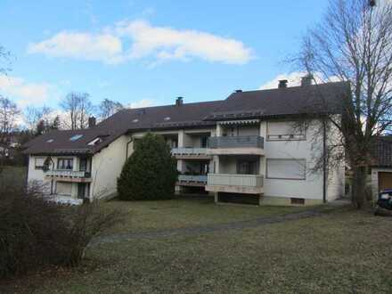 Helle 1-Zimmer Wohnung mit Balkon, ideal für Singles