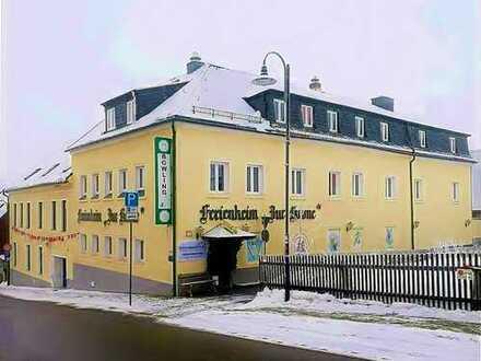 Wohn - und Geschäftshaus, Oberwiesenthal