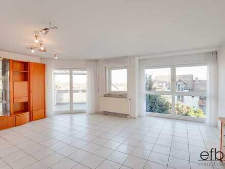 3 Zimmerwohnung in Malsch mit wunderschönem Ausblick und zwei Tiefgaragenstellplätzen zu verkaufen