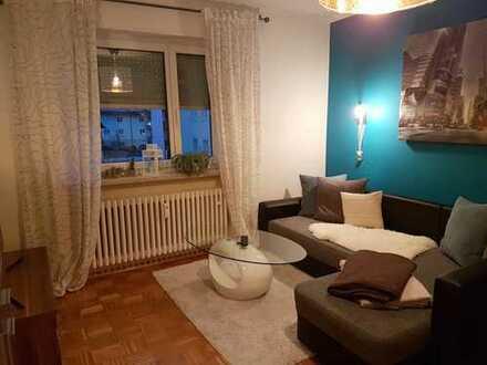 Modernisierte 2-Zimmer-Wohnung mit EBK in Bad Wörishofen