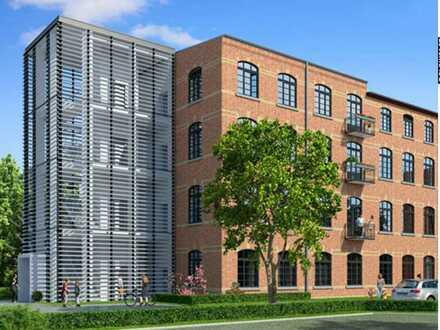 Industrielles Loft mit 4 Zimmern, Balkon und hochwertiger Ausstattung im Szeneviertel Lindenau!