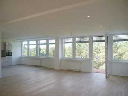 Schönes geräumiges Büro mit Balkon,EBK Erstbezug
