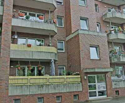 Geräumige 2,5-Zimmer-Wohnung in Moers