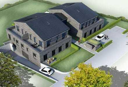 Exklusiver Neubau 3-Zimmer Wohnung in Winsen Luhe inkl. Tiefgarage und Fahrstuhl KFW55