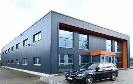 Vermietung von representativer Bürofläche in Bocholt