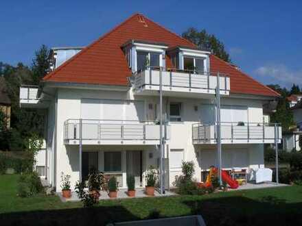Attraktive 3,5-Zimmer-Dachgeschosswohnung in bester Innenstadtlage