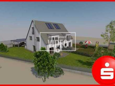Neubau DHH in ruhiger, grüner Lage von Ottensoos