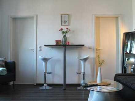 Möbilierte, gepflegte & zentrale 1-Zimmer-Wohnung in Koblenz