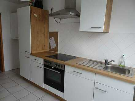 Gepflegte 4,5-Zimmer-Maisonette-Wohnung mit Balkon und Einbauküche in Bamberg