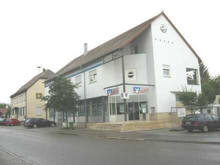 Schön geschnittene 2-Zimmer-OG-Wohnung in Altdorf (bei Böblingen)