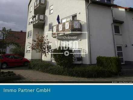 Helle und gemütliche 3,5 Zimmer Dachwohnung mit Keller und TG-Stellplatz in Bellheim