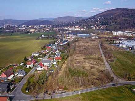 Nachverkauf: 5 ha Bauareal in Sonneberg/Thüringen