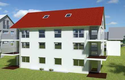 Neubau 2,5 Zimmer Wohnung (UG1) in Ellwangen-Rindelbach *Provisionsfrei*