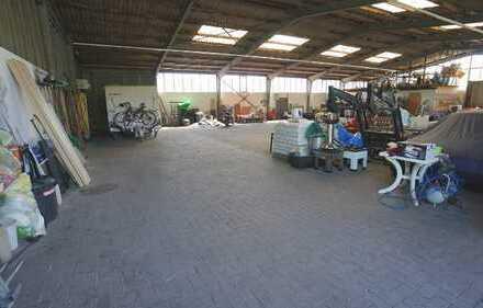 Gewerbehalle in Bünde zu vermieten