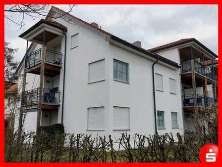 Penzberg - Schickes 1-Zimmer-Appartement in ruhiger Lage