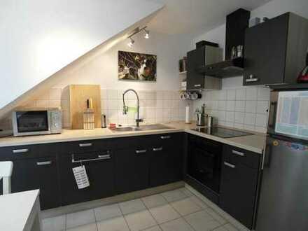 Ruhige 2-Zimmer-DG-Wohnung in Hiltrup-Mitte