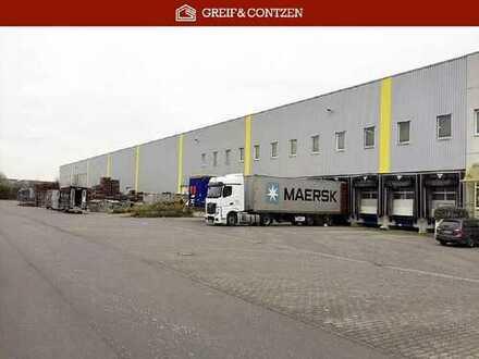 PROVISIONSFREI + + Freistehende Logistikliegenschaft an der A61