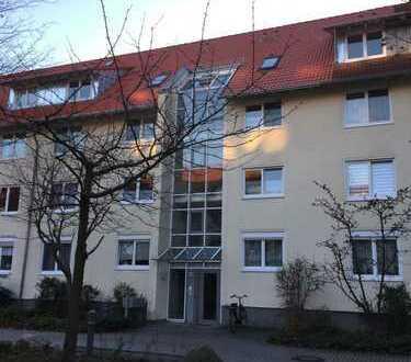 neu saniert 2-Zi.Wohnung im DG mit Dachterrasse