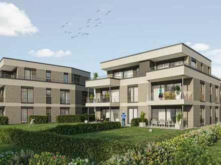 Großartige 4-Zimmer-Wohnung mit überdachtem Balkon!
