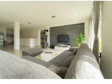 """Attraktive Eigentumswohnung als """"Haus- in Haus- Konzept"""" auf zwei Ebenen am Rande der Haard!"""